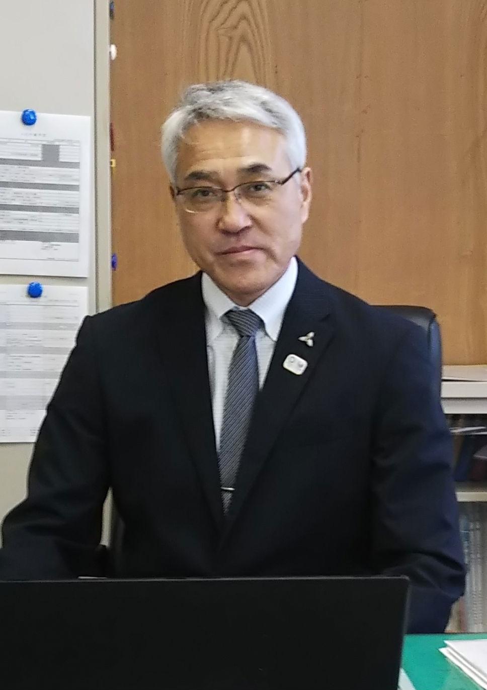 校長 百瀨克浩